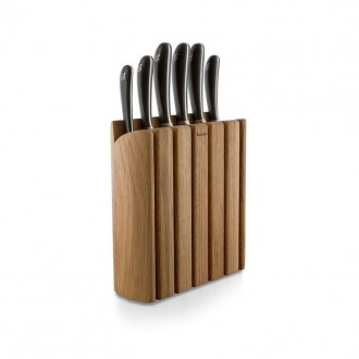 Robert Welch Signature Book Oak Knife Block Set