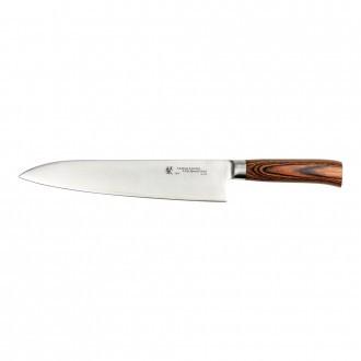 Tamahagane San Tsubame Wood 24cm Chef's Knife