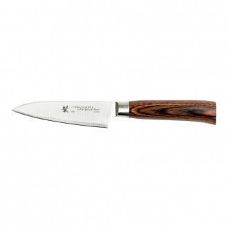 Tamahagane San Tsubame Wood 9cm Paring Knife