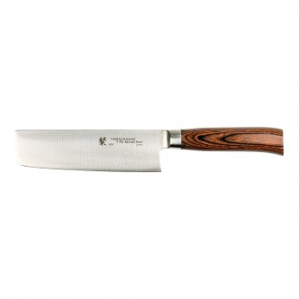 Tamahagane San Tsubame Wood 16cm Vegetable Knife