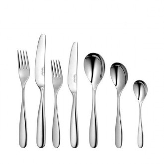 Robert Welch Stanton Bright Cutlery 7 Piece Set