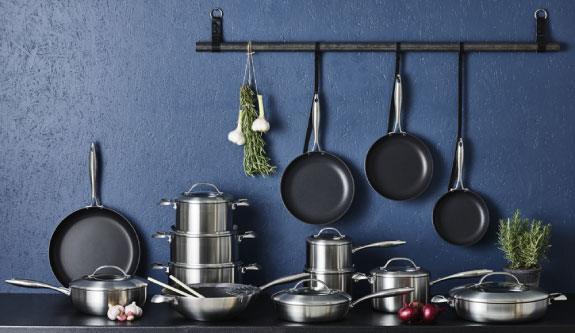 Scanpan CTX Non-Stick Cookware